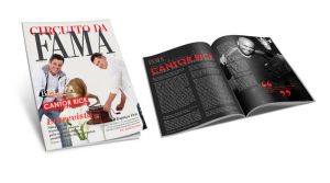 Revista Circuito da Fama by manresult
