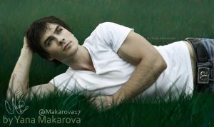Ian Somerhalder HAPPY BIRTHDAY by Makarova17