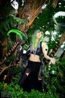 Fem. Thresh Photoshoot by Kristeekins