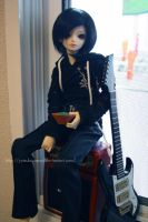 rock and roll by yotsuba-amai