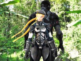 Cammy Crysis 2 by lkhrizl
