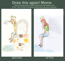 Before and After meme by Uskall