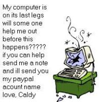 HELP by Caldy