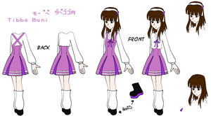 Tibbs Buni - MMD Model Request (Made) by Tibby-san
