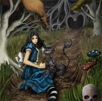 Alice Madness by arasti