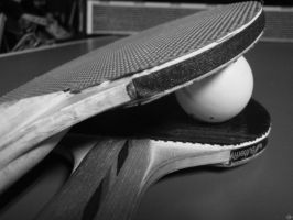 Ping Pong by KayleiImagery