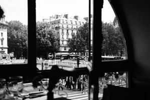 View From A Window by XxX-SXE-XxX