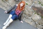 Amy Pond - Always Waiting by moonflower-lights