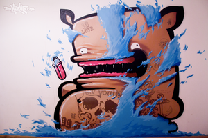 PURE MADNESS by The-Kiwie