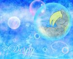 Derpy Wallpaper by bunnimation