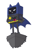 The BatBmo by AgentNanashi