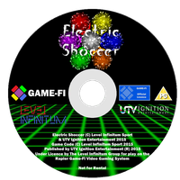 Electric Shoccer Game-Fi by LevelInfinitum