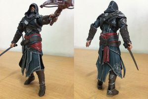 ACR Ezio Figure by sunsetagain