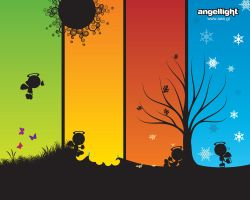Seasons by angel69light