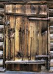 Old Door by Pajunen