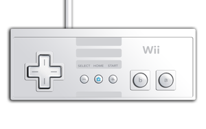 Wii Nes Classic Controller by kennyGS13