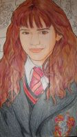 HP: Hermione by CrescentLove