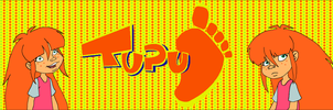 Tupu Banner for TupuTheBarefootChild by DTWX