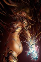 Witchblade by chesterocampo