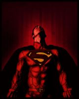 Man of Steel by edhall
