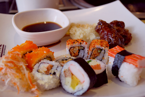 Japanese Food by berbative
