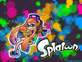 Splatoon! by DavidValdez