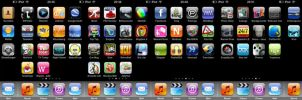 iPod Touch 6 Screens by janosch500