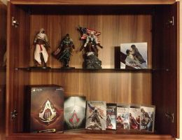 My Assassins Creed collection by SessaV