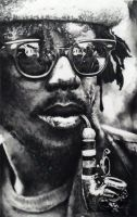 Peter Tosh No.1 by amberj8