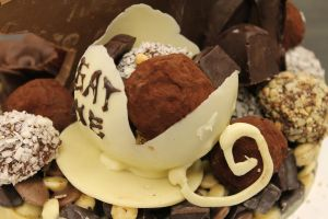 Chocolate Tea Cup by Rose15r15
