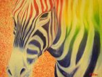 Zebra of a Different Color by x-surrealist-x