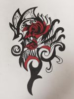 Ed Hardy Fan Art #2  by Surdy12321