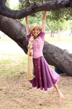 Rapunzel BEST DAY EVER by trueenchantment