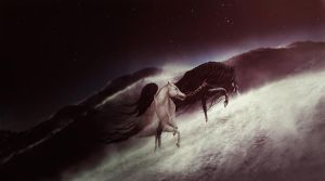 INTO THE ABYSS by Lunarlueur