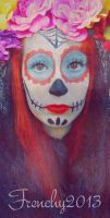 Day of The Dead by TheGreyFaerieFrenchy