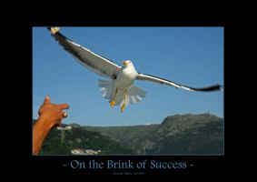 On the Brink of Success by UnUnPentium115