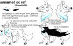 unnamed oc ref by RogueWolf44