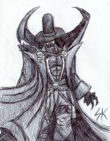 Gunslinger Spawn by KrewL-RaiN