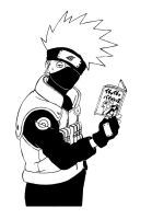 Confused Kakashi by Revan-Ghost