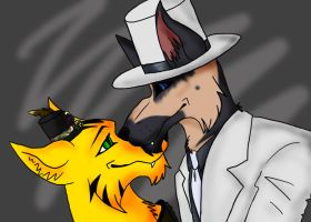 Electro Swing the Night Away by The-Caretaker