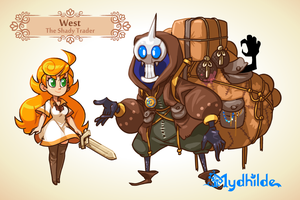 Mydhilde: Meet West by The-Knick