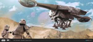 AT-AT Transport by 1oshuart