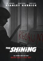 The Shining - Movie Poster - Redone! by maaanuel