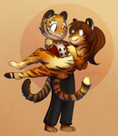 {ych} 'Today I want to hold you in my arms' by Alisenokmice