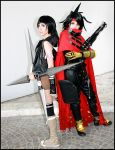 NEVER turn your back on The Great Ninja Yuffie! by Eraneth