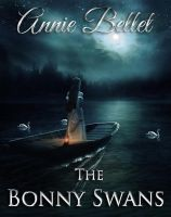 Book cover - The Bonny Swans by Annie Bellet by CathleenTarawhiti