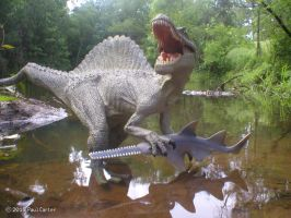 Catch of the day by Carnosaur