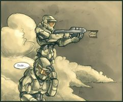 halo noob by robiant