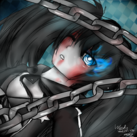 ::Black Rock Shooter:: by WendySakana