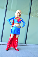 Girl of Steel by feysera